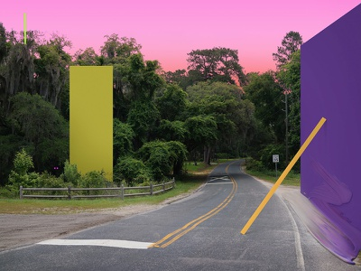 Constructed colorful usa art colors real reality flat geometry color instagram photography