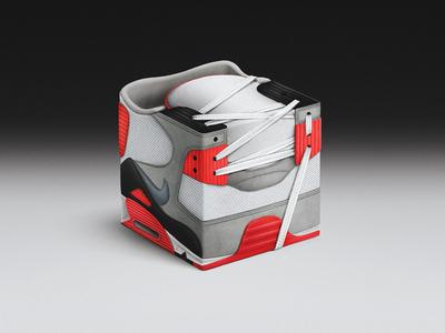 Sneakercube - Nike Air Max 90 Infrared