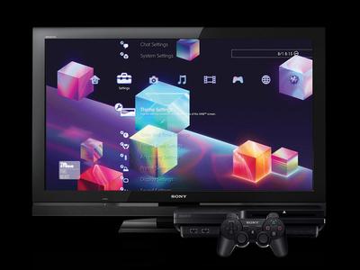 Bad Pixels - Sony PlayStation Theme
