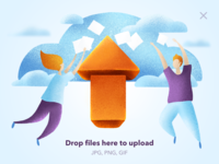 Daily UI #31: File upload