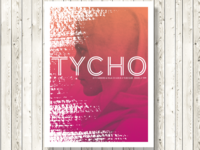 Tycho Gigposter