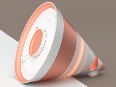 V7 × Timed industrial concept product octanerender 3d aftereffects design cinema 4d c4d
