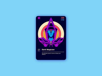 Dark Magician Card 0.1