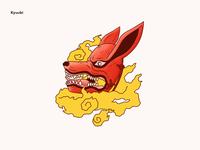 Kyuubi - mask of hatred