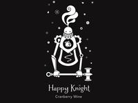 Happy Knight Wine