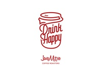 Drink Happy Wordmark!