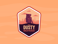 Dusty Backpacker