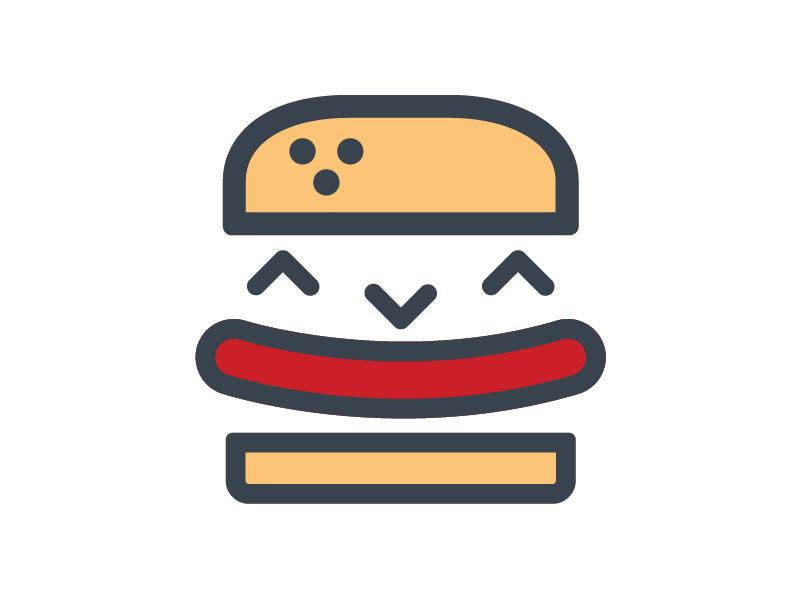 Fun taste fries burger sauce fastfood food restaurant