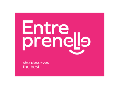 Entreprenelle women she pink face girl