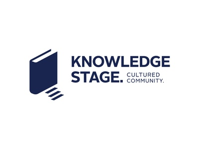 Knowledge Stage paper stairs book knowledge