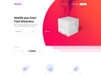 Test Product Landing Page - Portfolio for Creativity