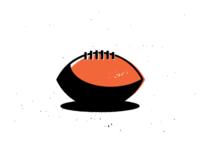 Football Dribbble