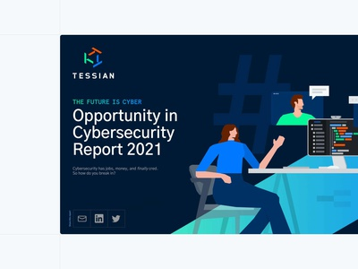 The Future is Cyber, 2021 womensday hiring startup security technology equality womens iwd empowerment inclusion cybersecurity