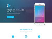 GEO Plus App Landing Page