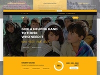 Charity Hope - Non-profit, Fundraising Crowdfunding Theme