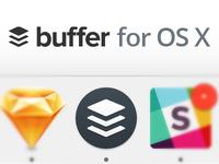 Buffer for OS X