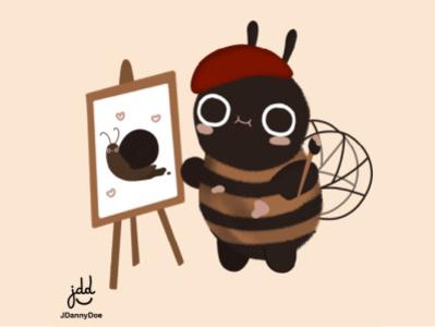 Be an artist dibujos photoshop art dibujo design ilustraciondigital illustration
