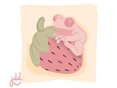 Cute Frog dibujos photoshop art design dibujo ilustraciondigital illustration