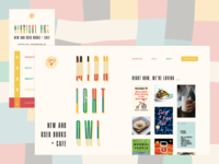 Midnight Owl - Marketing Site Concept