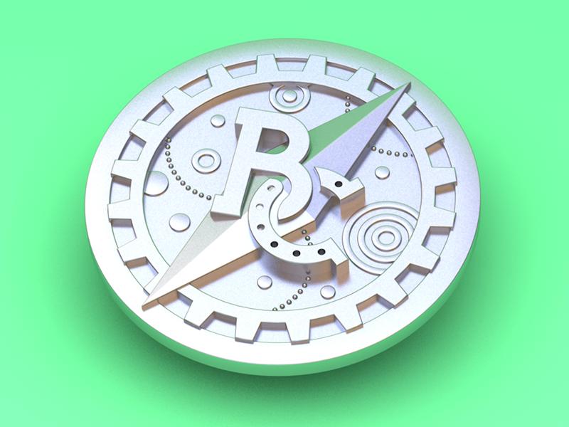 BronyCon 2016 Sponsor Coin coin bronycon
