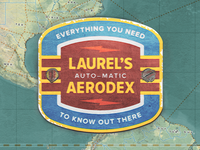Laurel's Auto-Matic Aerodex