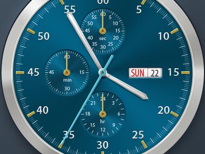 Chronometer chronometer ui watch time stopwatch arrows
