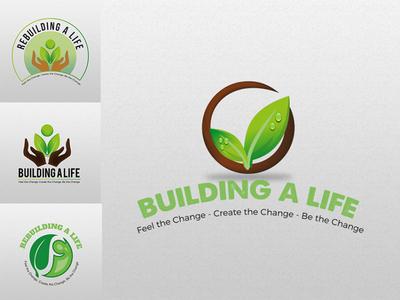 rebuilding life NGO logo