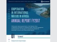 Annual Report Interactive Site