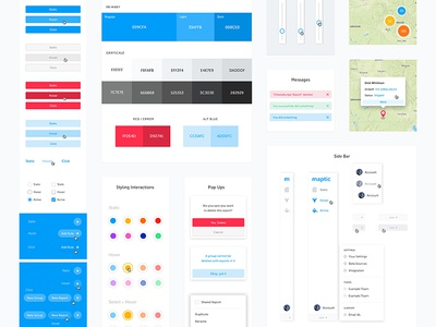 UI Kit / Style Guide