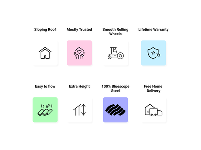 Roofing Company Icons building icons app icon icon roofing icons roofing roofing company icons ios icons system icons illustration icon set architecture icons icons branding logo ui