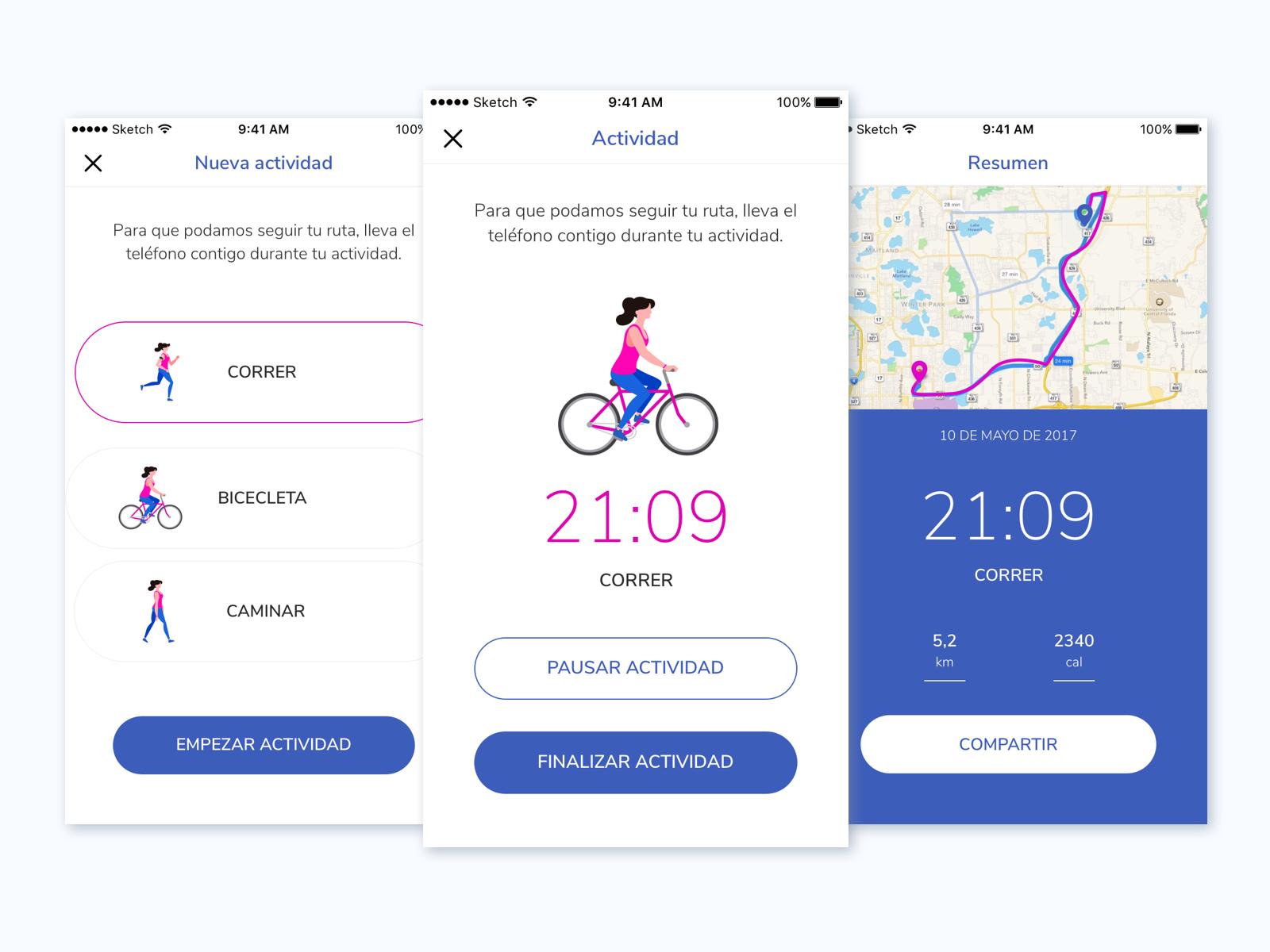 Lima app exercise