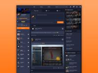 eSports Newsfeed