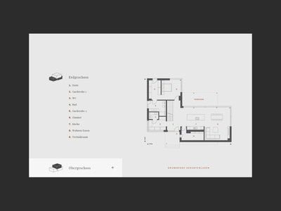 VISION — house plan interaction design interaction animation interaction design web design website houses house danwood vision syzygywarsaw syyzgy