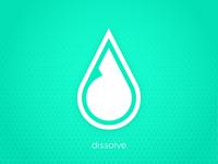 Dissolve Logo