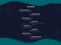 Roadmap for ICO