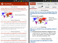 Quora (Side By Side)