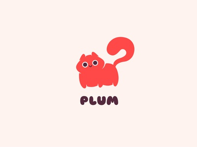 Plum the phat cat.