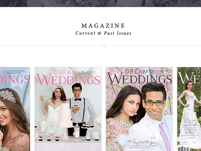 Dream Weddings Magazine