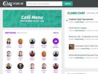 Clark Forum