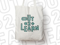 Out2learn Wordmark