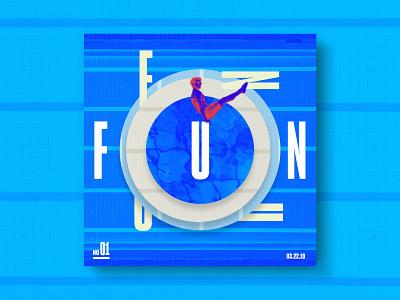 Fun pool diver layout circle swimmingpool swimming fun blue tx htx houston