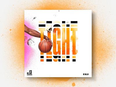 Tight tight texture spraypaint design layout typography tx texas houston htx sports basketball