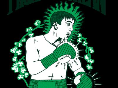 Michael Conlan illustration