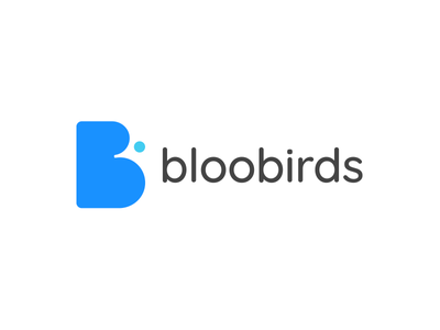 Bloobirds b saas bloobirds design colours logo branding proxima soft