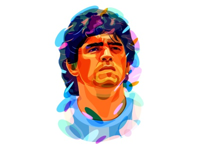 MARADONA legend football argentina maradona