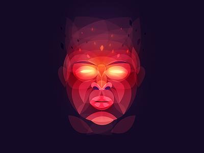 Shaman 3 mind flame overlay spirit shaman