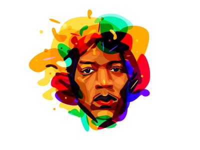 Psychedelic Hendrix