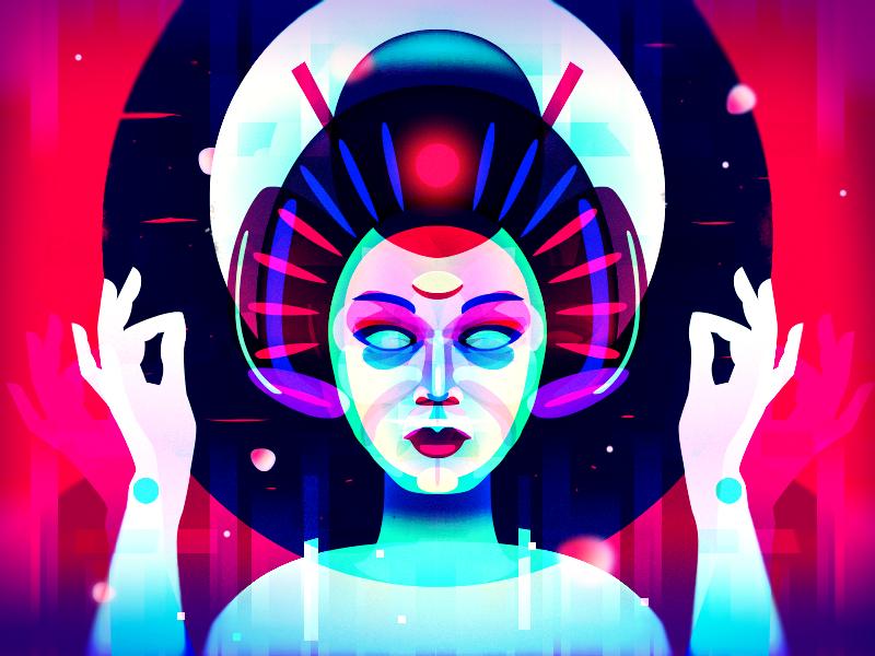 Cybergeisha