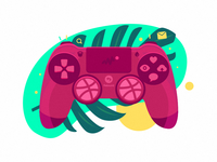 Dribbble Like A Game