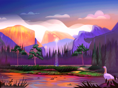 Belazor Landscape